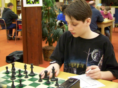 Southern Oregon Chess League