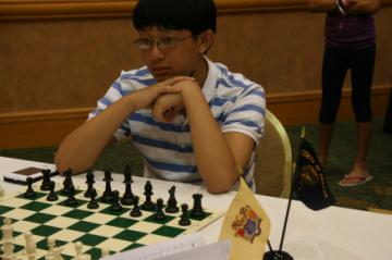 Oregon Jr. Closed Champion: DAVID WEN!