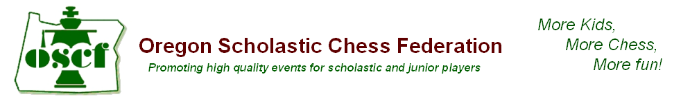 Oregon Scholastic Chess Federation